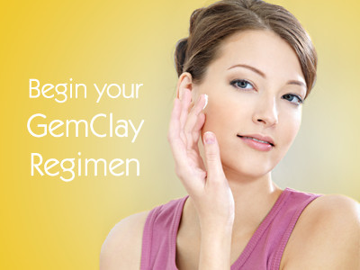 Begin your GemClay regimen