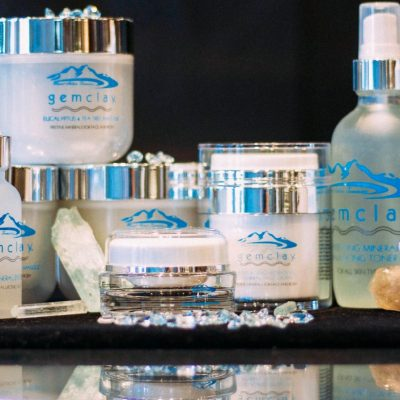 GemClay Skin Care Line